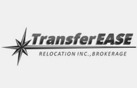 Transfer EASE Relocation INC. Brokerage Logo