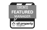 TORONTO FEATURED MANAGER Logo