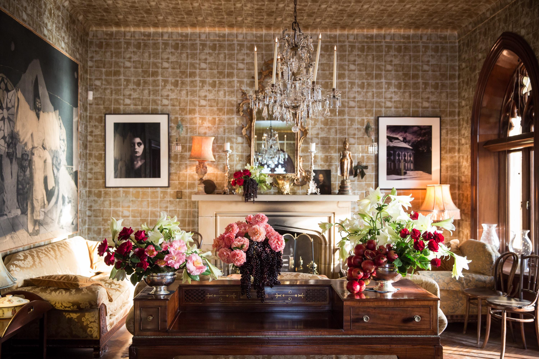 livingroom interior design view