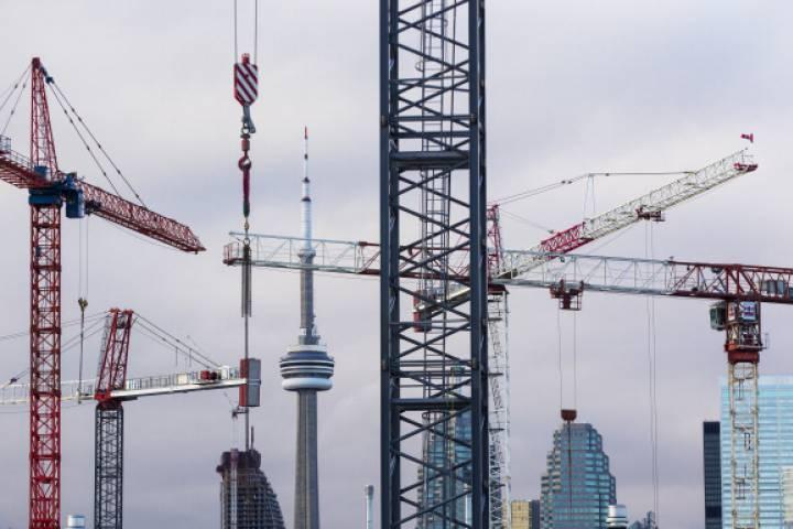 ECONOMY HOUSING PROPERTY MANAGEMENT REAL ESTATE - Condo Cranes